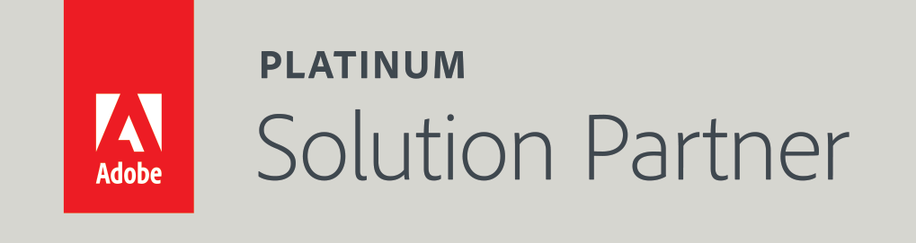Adobe Solution Partner, Platinum