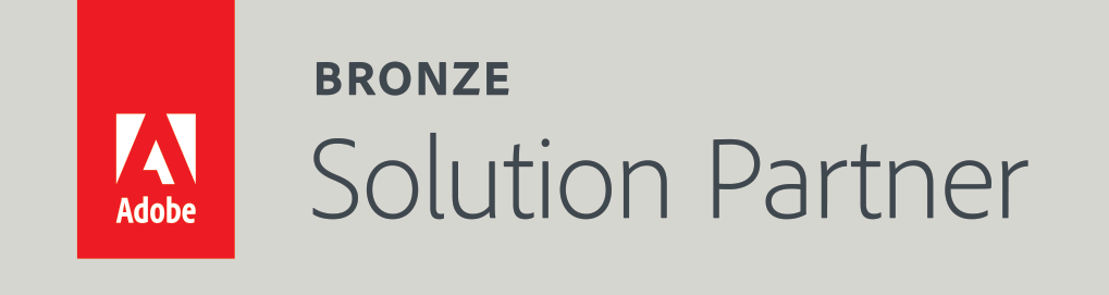 Adobe Solution Partner, Bronze