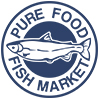 Pure Food Fish Market Pike Place Seattle